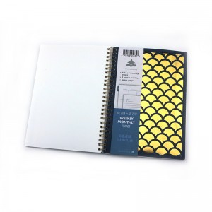 Monatsplaner Notebook
